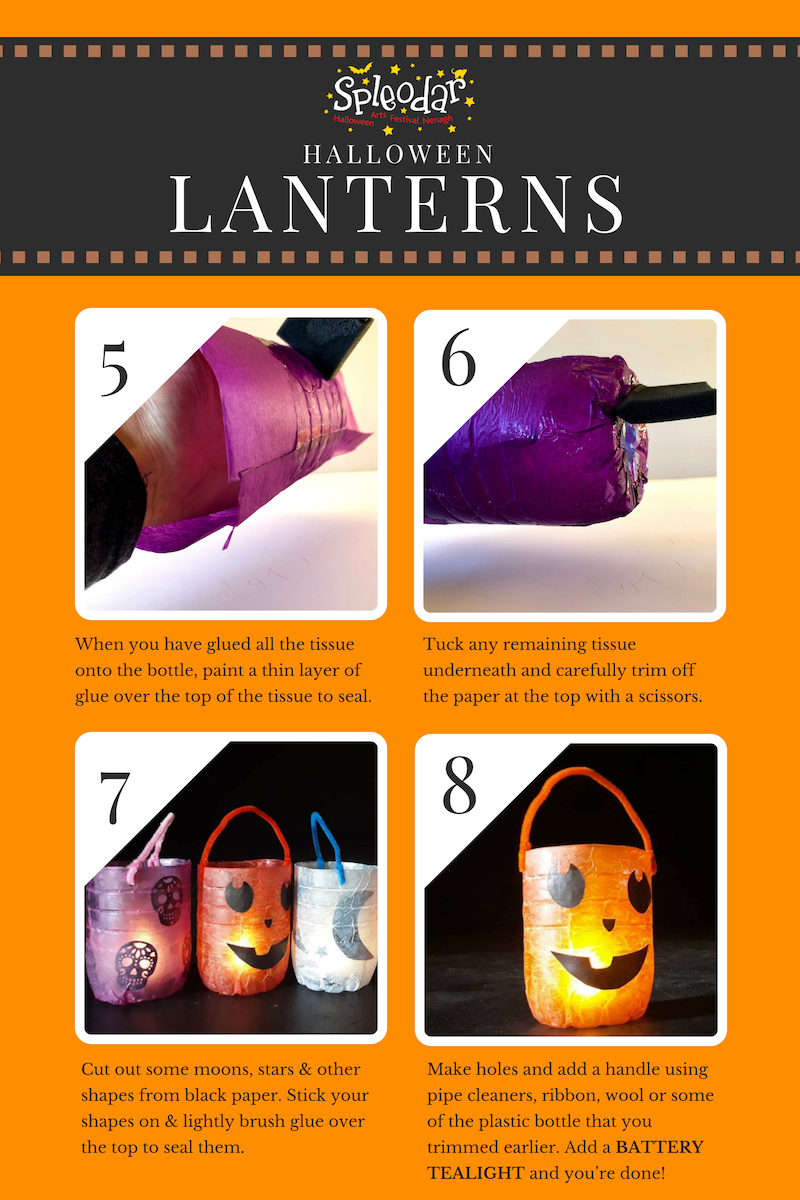 Spleodar Hallowen Lanterns 2